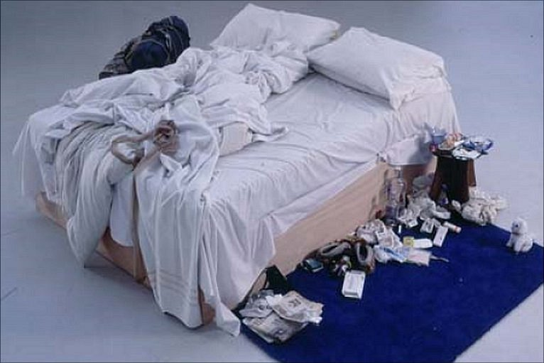 Radical Unto Death – Tracey Emin's 'My Bed' #1
